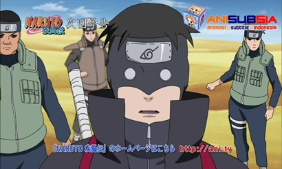 Download Naruto Shippuden 316 English Subbed via Mediafire