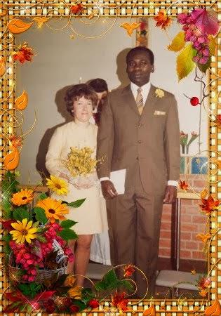 Inger och George