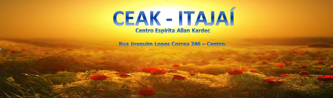 Centro Espírita Allan Kardec - Itajaí, SC