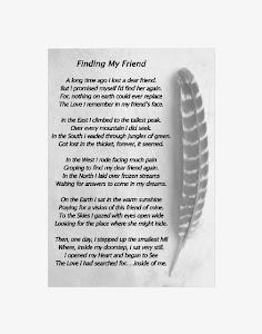 Finding My Friend