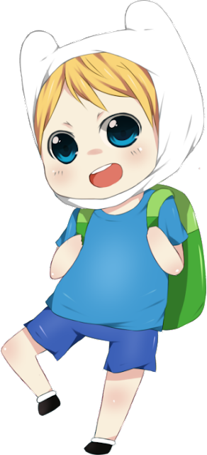 Adventure Time por Nani-Mi