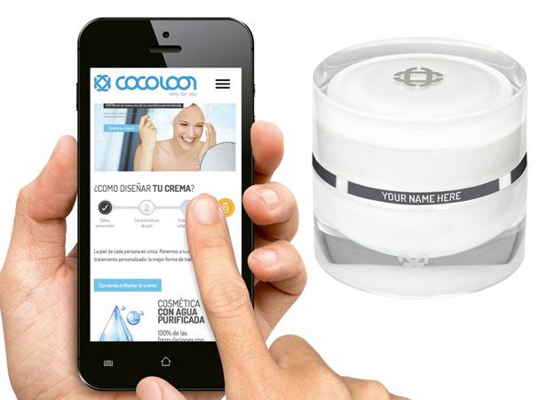 crema personalizada Cocoloon
