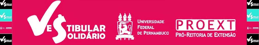 Pré-Acadêmico Vestibular Solidário (VS) | 2015