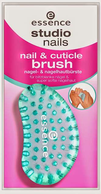 nail & cuticle brush essence