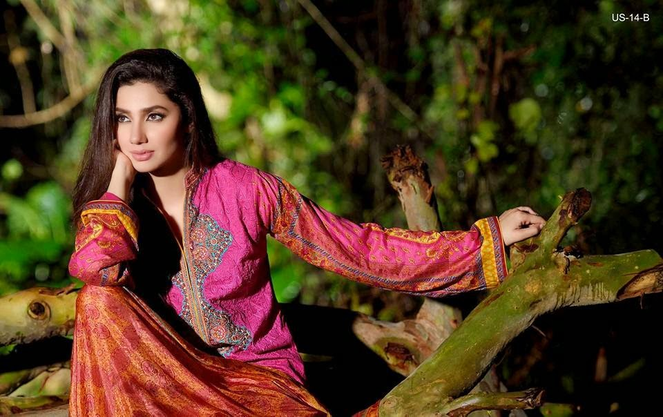 Umar Sayeed 2015 Summer Lawn Collection