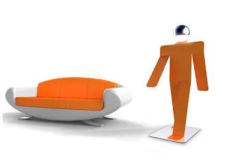 Lampadaire designMoonwalk