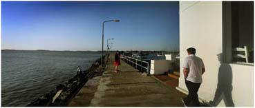 Puerto de Colonia Uruguay 2012