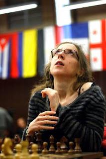 Échecs : la Française Marie Sebag (2521) © site officiel