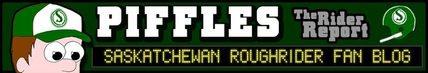 PIFFLES: The Rider Report