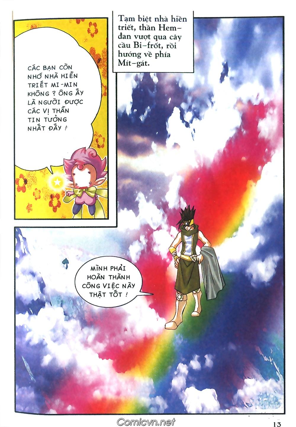 Chapter 38: sứ mệnh đặc biệt