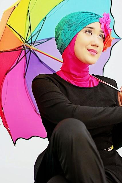 baju renang muslimah cantik