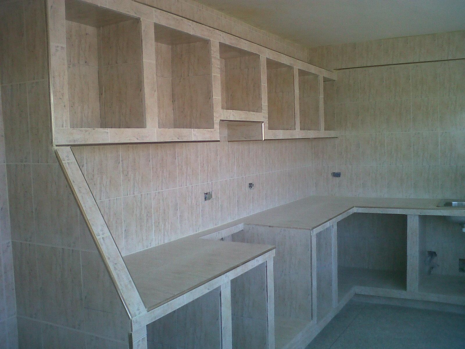 Construccion de cocina imagui for Cocina de deconstruccion