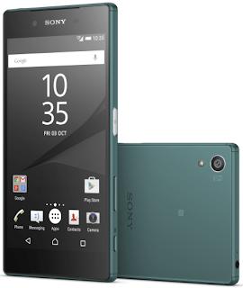 Harga dan Spesifikasi Sony Xperia Z5 Terbaru