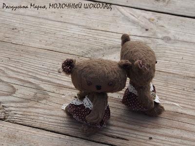 медведь тедди Ролдугина Мария