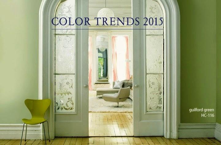 best wall paint colors 2015