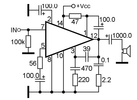 12w audio amplifier new model wiring diagramcircuit diagram for learning 12w audio amplifier circuit diagram12w audio amplifier circuit diagram