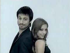 Lucas y Sara