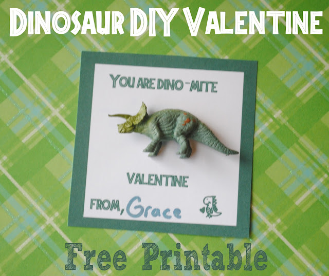 Non-Candy Valentine's Ideas for boys