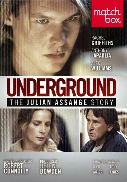 Underground: The Julian Assange Story – Legendado