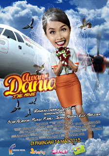 Awan Dania The Movie (2013)