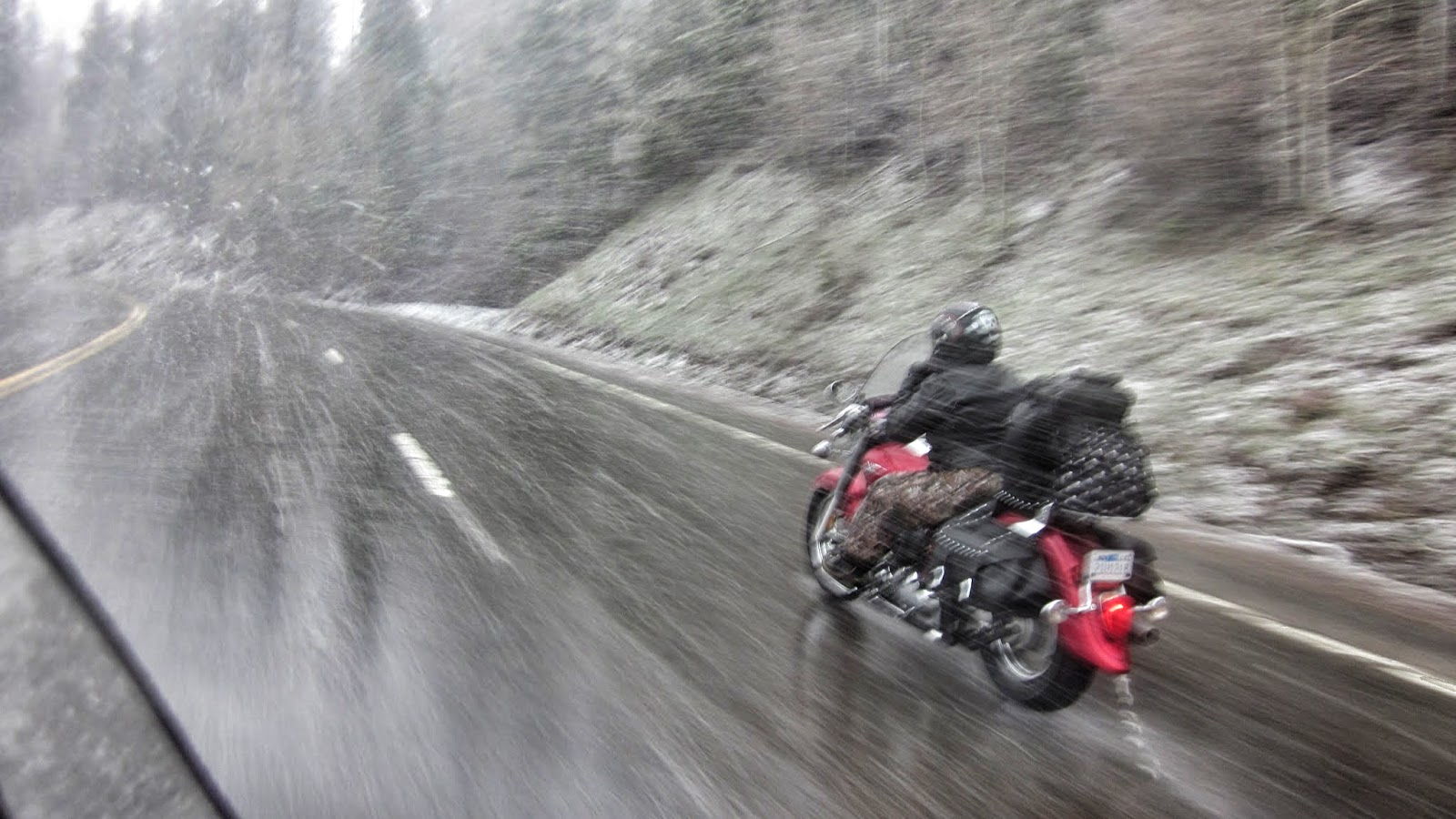 wolf creek pass rain