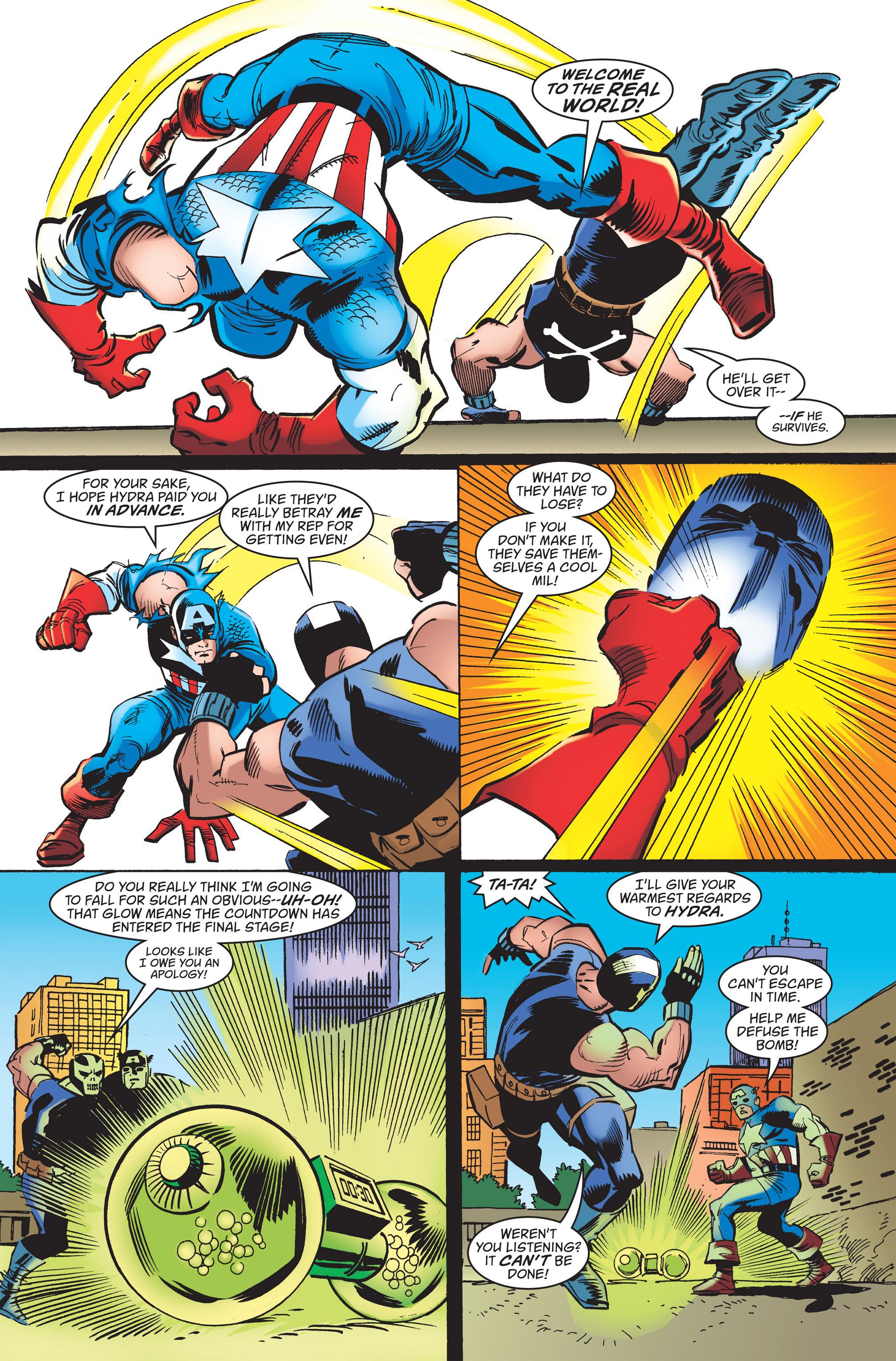 Captain America (1998) Issue #24 #30 - English 20