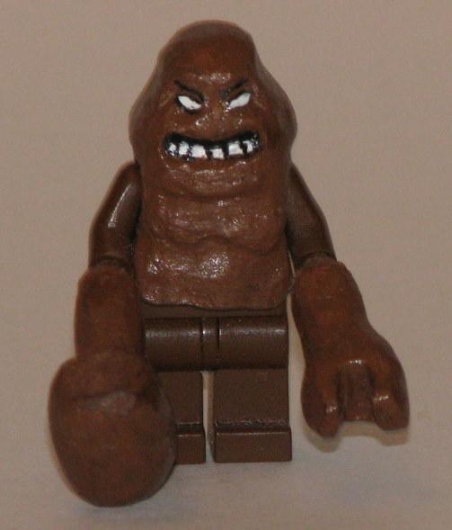 LegoBuilder: Clayface (DC Comics)