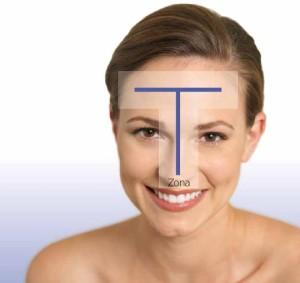 pelle mista, zona T, ingredienti sebo-normalizzanti, trattamenti per pelli miste