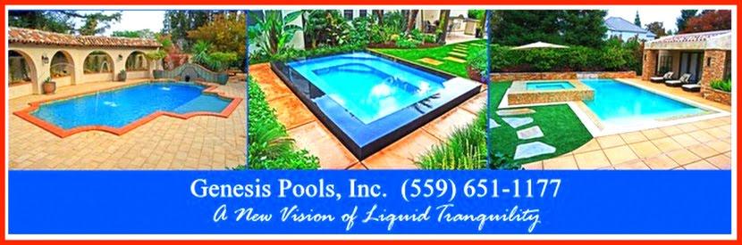 Genesis Pools, Inc.