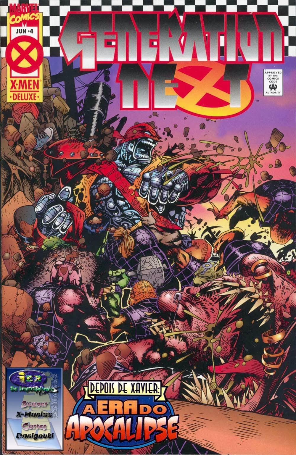X-Men - A Era do Apocalipse #39
