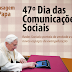 Paroquia de Forquilha realizara o Dia Mundial das Comunicações Sociais/2013