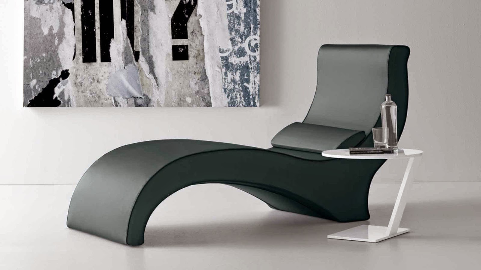 J waddell interiors diva design for spring for Chaise longue design piscine