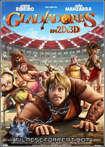 Gladiadores de Roma Torrent Dublado