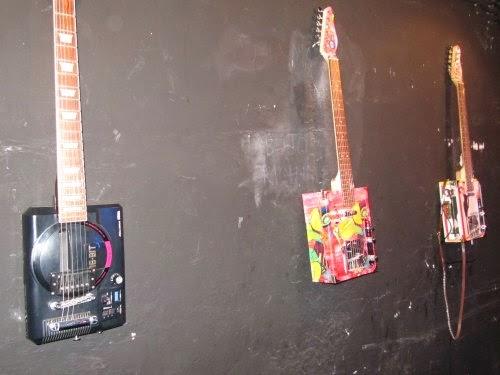 Guitarras de diseño