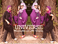 UNIVERSE collection | Hijab Version