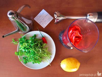 domowa salsa