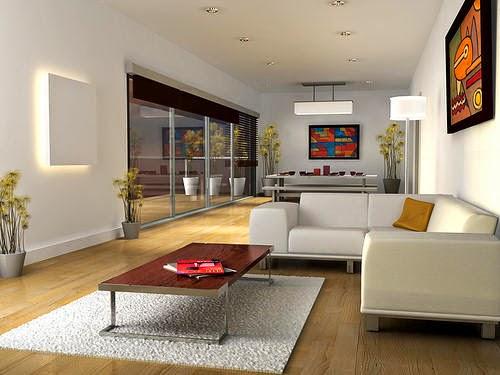 Gambar Desain Ruang Tamu Rumah Minimalis 2014
