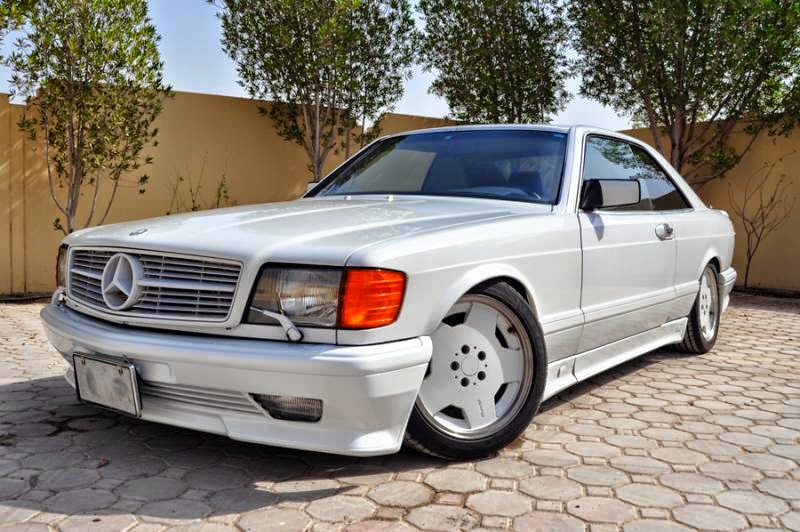 The Unofficial W126 Coupe Sec Picture Thread