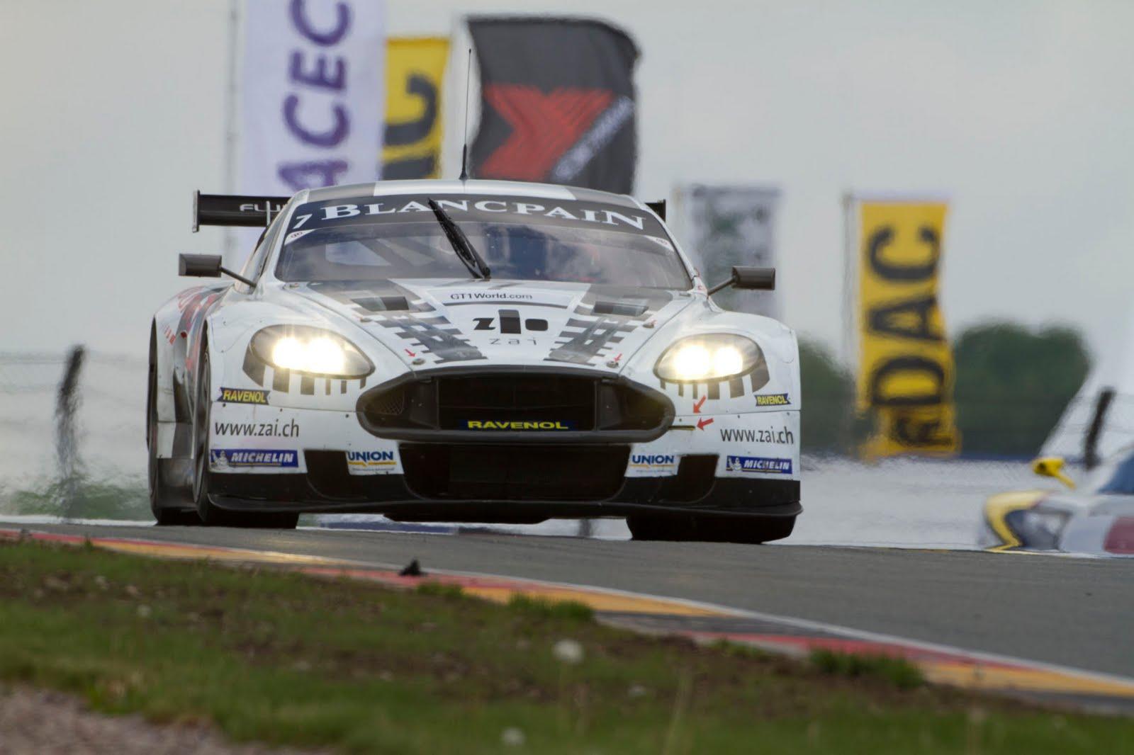 The GT1-World Championship