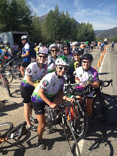 ForeignExchange's employees riding 155 miles for Children's Hospital Colorado (medical translation)