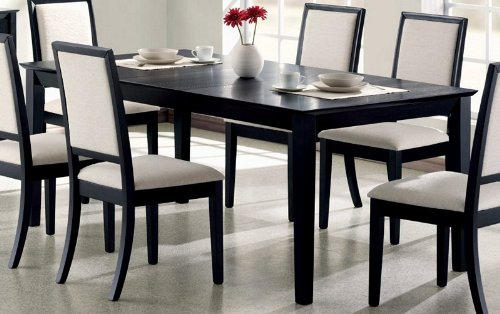 Impressive Black Dining Room Table and Chairs Set 500 x 314 · 37 kB · jpeg