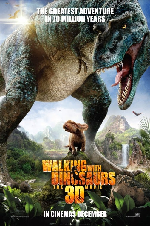 Walking With Dinosaurs 3D Full Movie In English