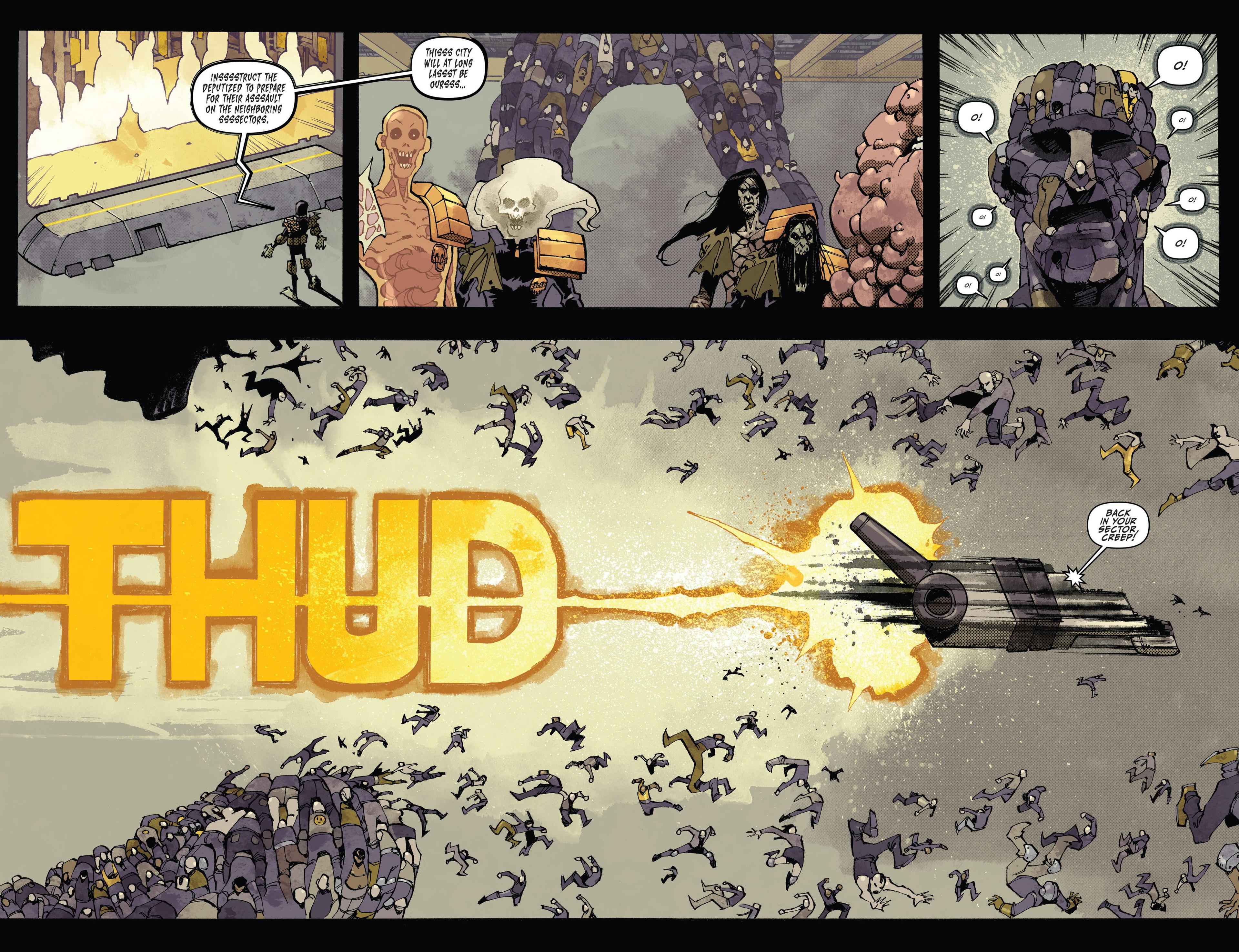Read online Judge Dredd (2012) comic -  Issue #20 - 16