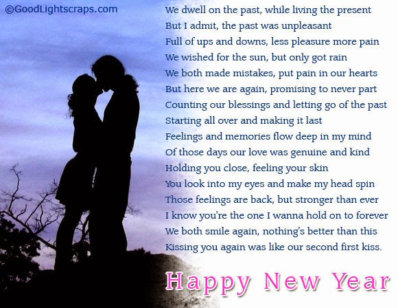Romantic Happy New Year Images - Happy New Year 2015