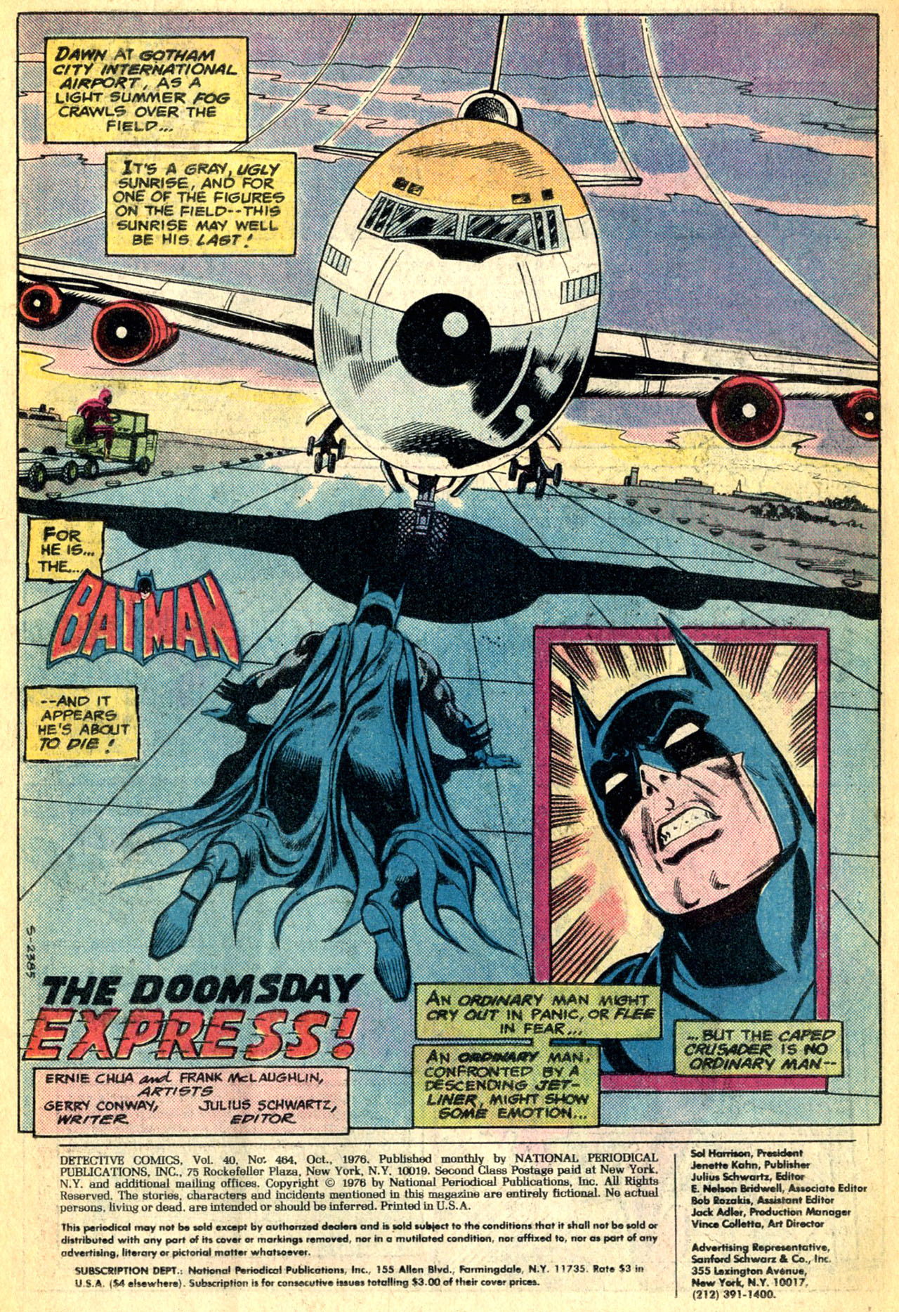 Detective Comics (1937) Issue #464 Page 3