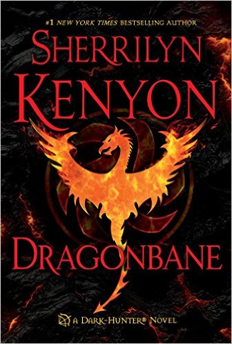 Dragonbane (Dark-Hunter #19) by Sherrilyn Kenyon (PNR)