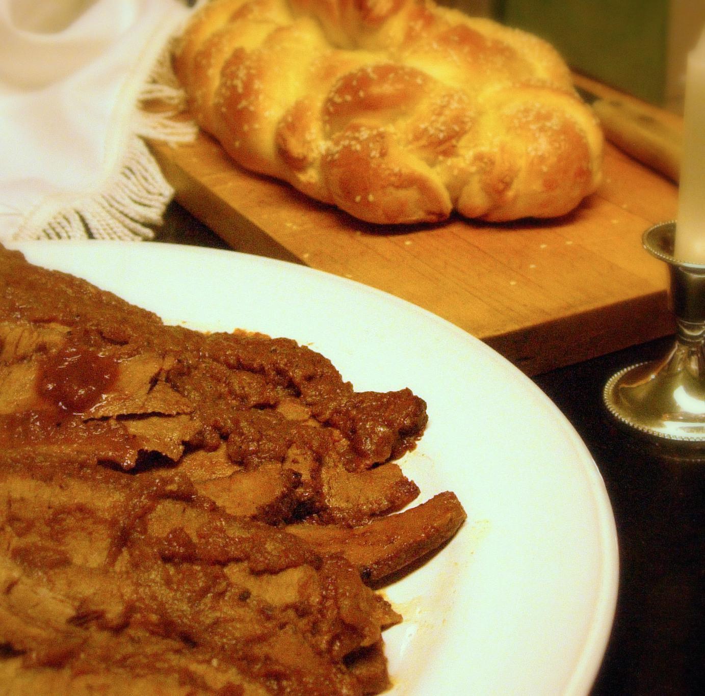 Jewish Brisket With Onion Gravy Or My Mother S Brisket
