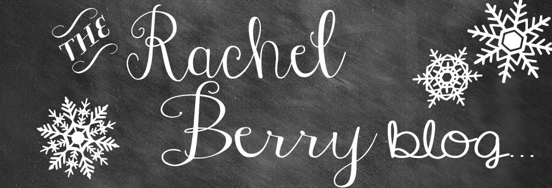The Rachel Berry Blog