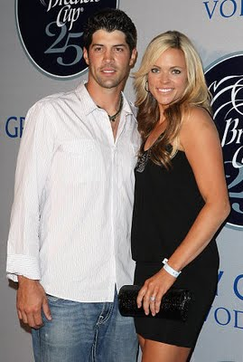 Jennie Finch With Husband The Sport And Football Report