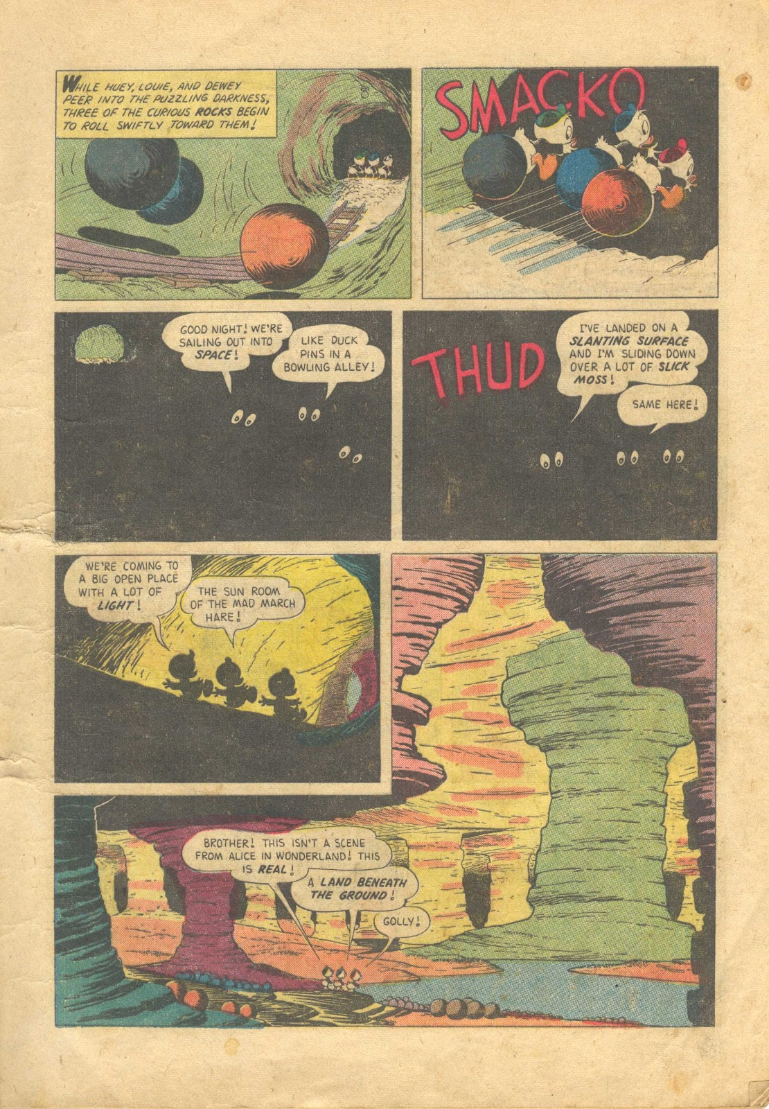 Uncle Scrooge (1953) Issue #13 #13 - English 9